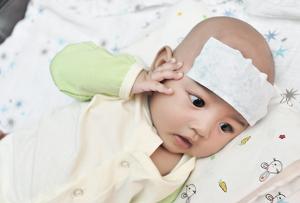 Cara Mengobati Demam Bayi